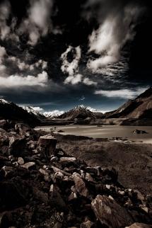 Commercial photography. Landscape